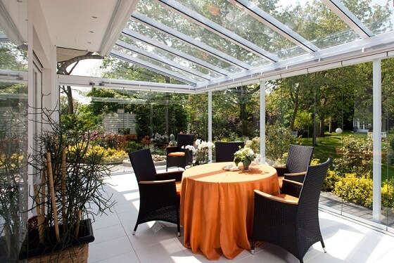 About Veranda Conservatories