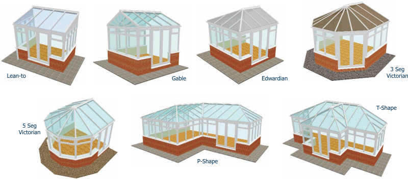 Conservatories Prices